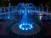 Washington Park Blue Fountain