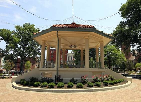 Washington Park Gazebo