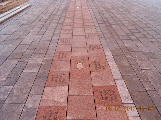 Washington Park More Park Bricks